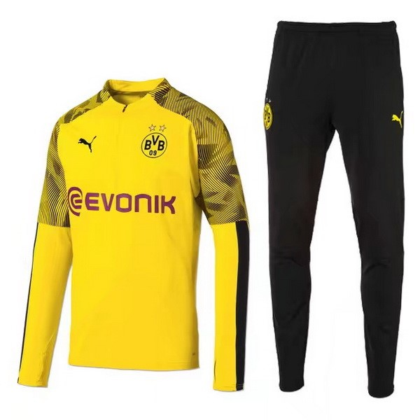 Survetement Borussia Dortmund 2019-20 Jaune